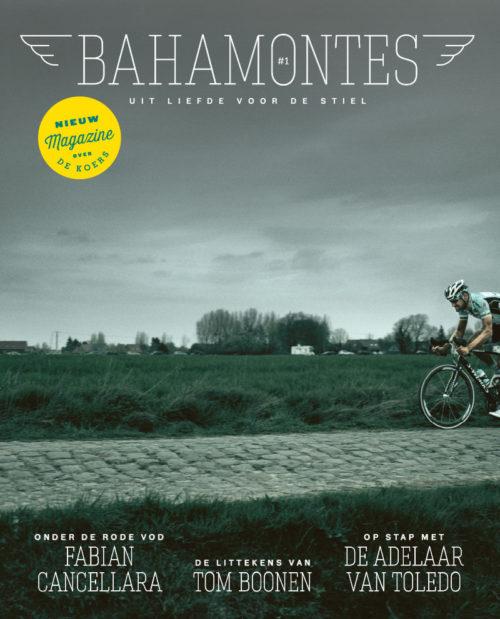 cover editie #1 - Bahamontes