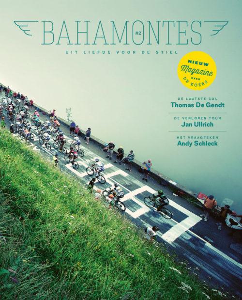 cover editie #2 - Bahamontes