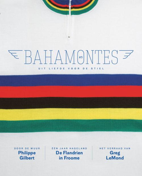 cover editie #3 - Bahamontes
