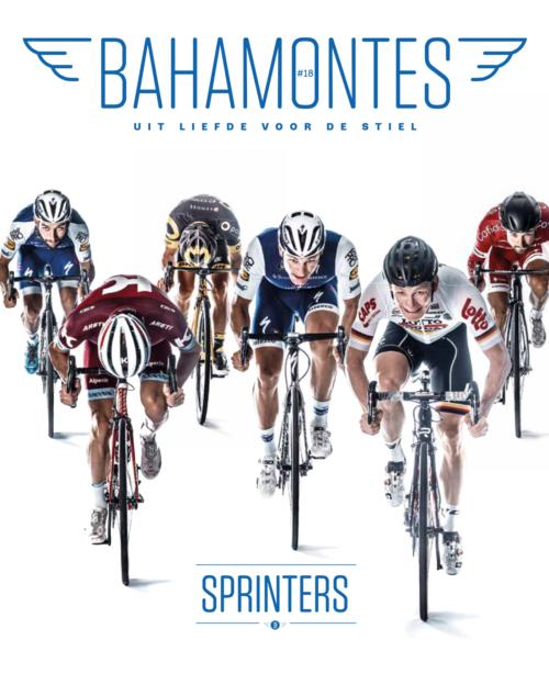 cover editie #18 - Sprinters