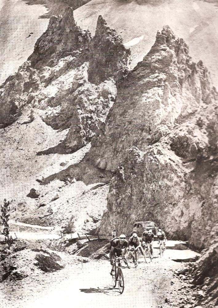 1936 9E Étape Izoard