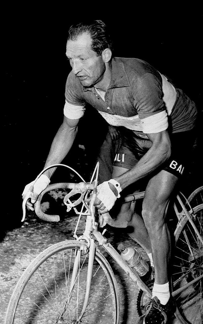 Gino Bartali 1945