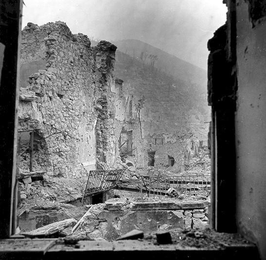 Monte Cassino Ruiner